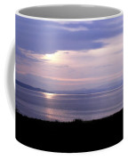 Sunrise Over The Mainland Coffee Mug
