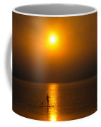 Sunrise Paddler Coffee Mug