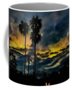 Sunrise Palms Coffee Mug