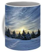 Sunrise Pines Coffee Mug