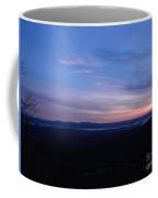Sunrise Point On Highway 7 Coffee Mug