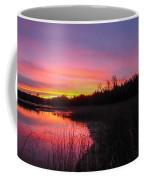 Sunrise Reflection Coffee Mug