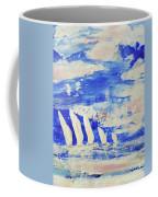 Sunrise Regatta Coffee Mug
