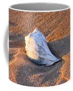 Sunrise Seashell Coffee Mug