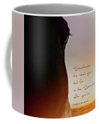 Sunrise Sunset Coffee Mug