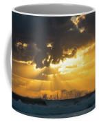 Sunrise Surf Spray Delray Beach Florida Coffee Mug
