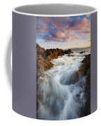 Sunrise Surge Coffee Mug by Mike  Dawson