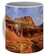 Sunrise The Castle Capitol Reef National Park Utah Coffee Mug