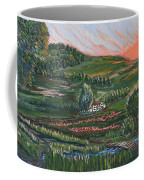 Sunrise Touch Coffee Mug