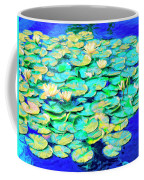 Sunrise Waterlilies Coffee Mug