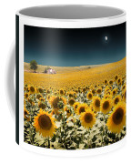 Suns And A Moon Coffee Mug