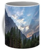 Sunset 1 Yosemite  Coffee Mug
