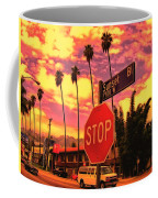 Sunset 7700w Coffee Mug