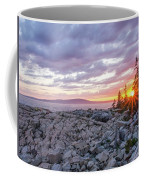 Sunset Acdia National Park  Coffee Mug