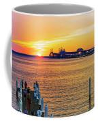 Sunset Across The Chesapeake Coffee Mug