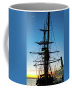 Sunset Ahoy Coffee Mug