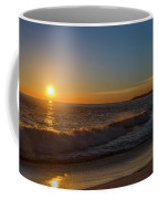Sunset And The Sea - Cape May New Jersey Coffee Mug