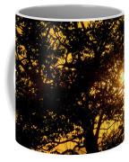 Sunset And Trees - San Salvador I Coffee Mug