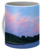 Sunset Aquidneck Island Coffee Mug