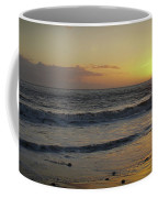 Sunset At Barry Coffee Mug