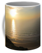 Sunset At Blacks Beach Coffee Mug