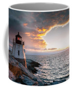 Sunset At Castle Hill Coffee Mug