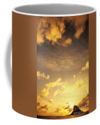 Sunset At Chinamans Hat Coffee Mug