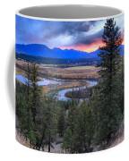 Sunset At Columbia Wetlands Coffee Mug