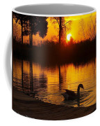 Sunset At Copper Canyon Ranch Coffee Mug