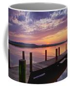 Sunset At Denbigh Park II Coffee Mug