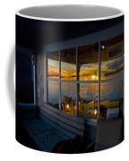 Sunset At Fletchers Camp Coffee Mug
