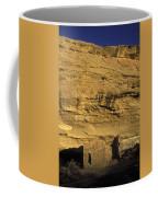Sunset At Gallo Cliff Shelter Coffee Mug