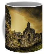 Sunset At Grace Dieu Coffee Mug