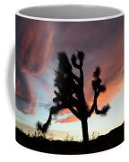 Sunset At Joshua Tree Coffee Mug