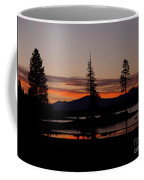 Sunset At Lake Almanor 02 Coffee Mug