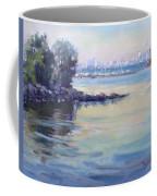 Sunset At Lake Ontario  Coffee Mug