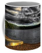 Sunset At Nicks Lake Coffee Mug