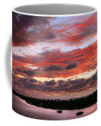 Sunset At Pass A Grille Florida Coffee Mug
