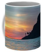 Sunset At Point Loma Coffee Mug