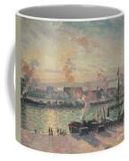 Sunset At Rouen Coffee Mug