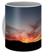 Sunset At Slap Happy Coffee Mug