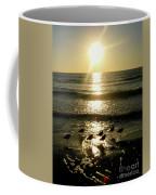 Sunset At St. Petersburg Coffee Mug