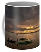 Sunset At Tabuena Beach 1 Coffee Mug