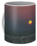 Sunset At The Beach Cape May Nj Coffee Mug