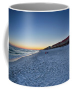 Sunset At The Beach In Florida Coffee Mug