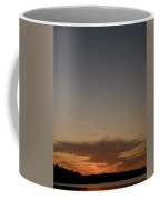 Sunset At The Gulf Of Bothnia 2  Coffee Mug