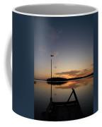 Sunset At The Gulf Of Bothnia  Coffee Mug