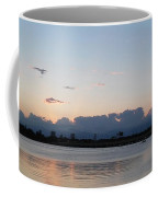 Sunset At The Lake7 Coffee Mug