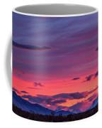 Sunset At The Ranch #2 - Patagonia Coffee Mug