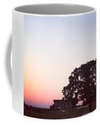 Sunset At The Winery Coffee Mug